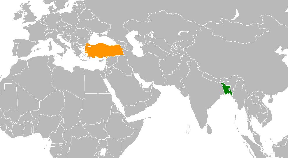 Türkiye Bangladeş Serbest Ticaret Anlaşması