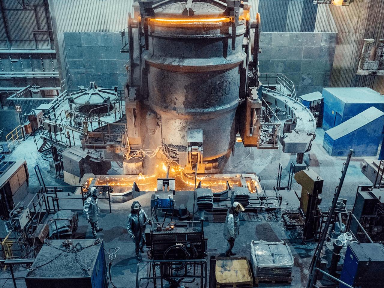 Çin Çelik Üretimini Azaltmak İçin Müdahalelerini Artırıyor