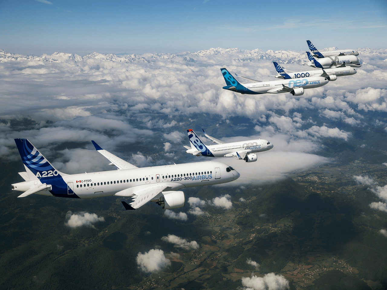 AB ve ABD Uçak Anlaşmazlığındaki Ek Vergileri Askıya Alıyor