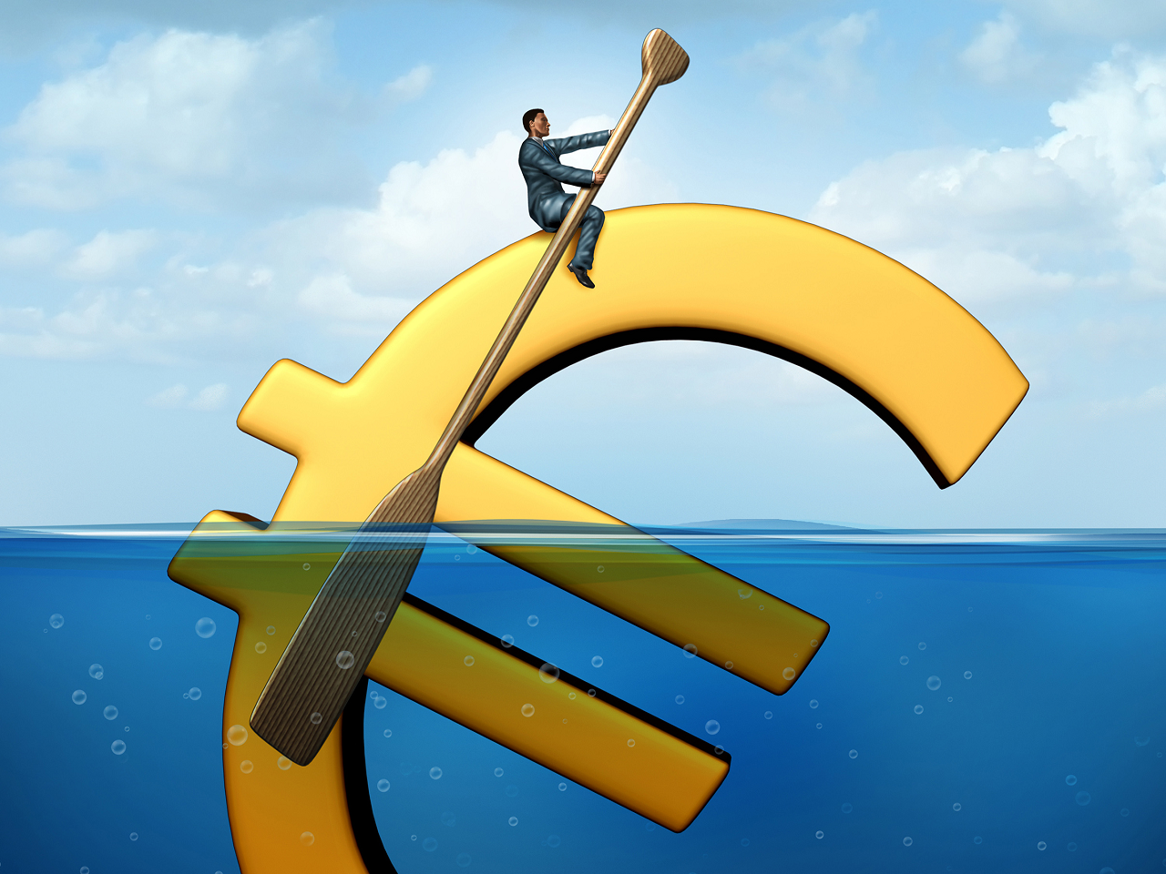 Euro Bölgesindeki Ticari Faaliyetlerde Kasım Ayında Sert Düşüş Yaşanıyor