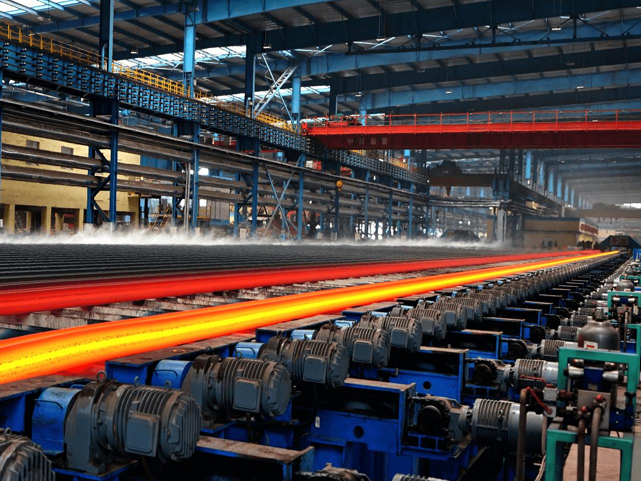 Bazı Demir-Çelik Ürünlerinin Gümrük Vergileri Geçici Olarak Artırıldı