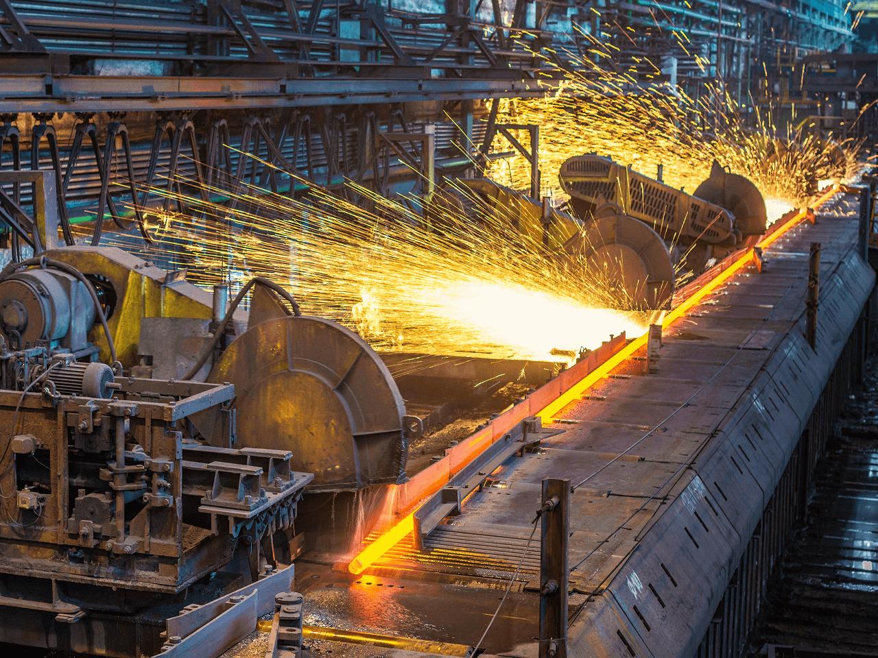 Türk Demir-Çelik Sektörü Çin'den Boşalan Pazarlarda Öne Çıkmayı Hedefliyor