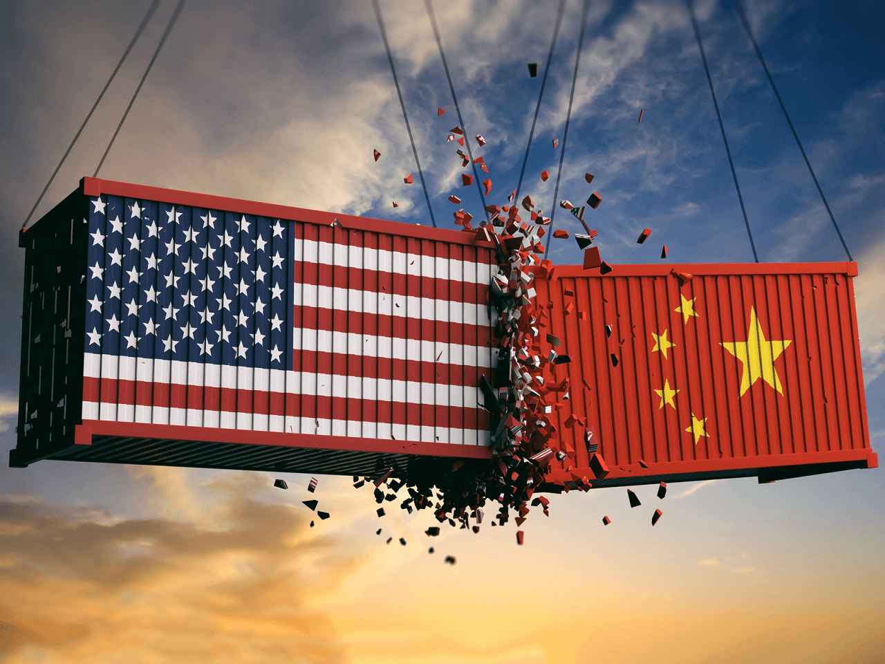 ABD Mahkemesi Çin Mallarına Yönelik İlave Tarifeler Aleyhine Karar Aldı