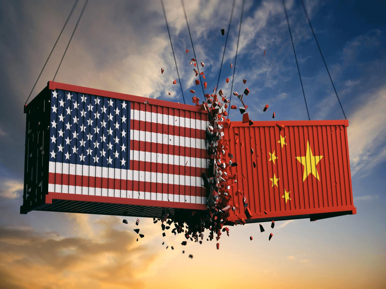ABD İş Çevrelerinden Çin'le Ticaret Müzakerelerini Tekrar Başlatma Çağrısı