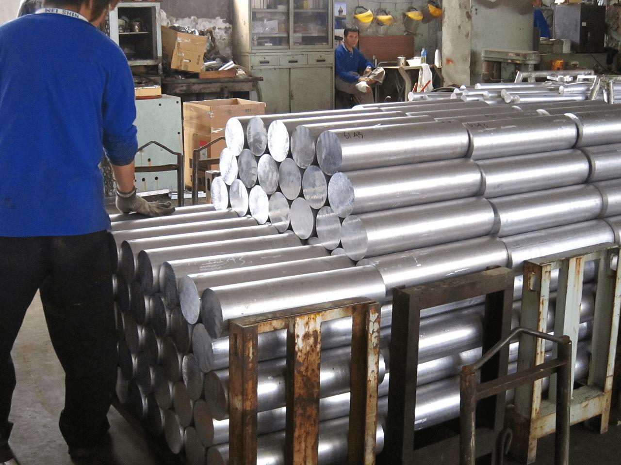 AB Çin Menşeli Alüminyum İthalatına Damping Soruşturması Açtı