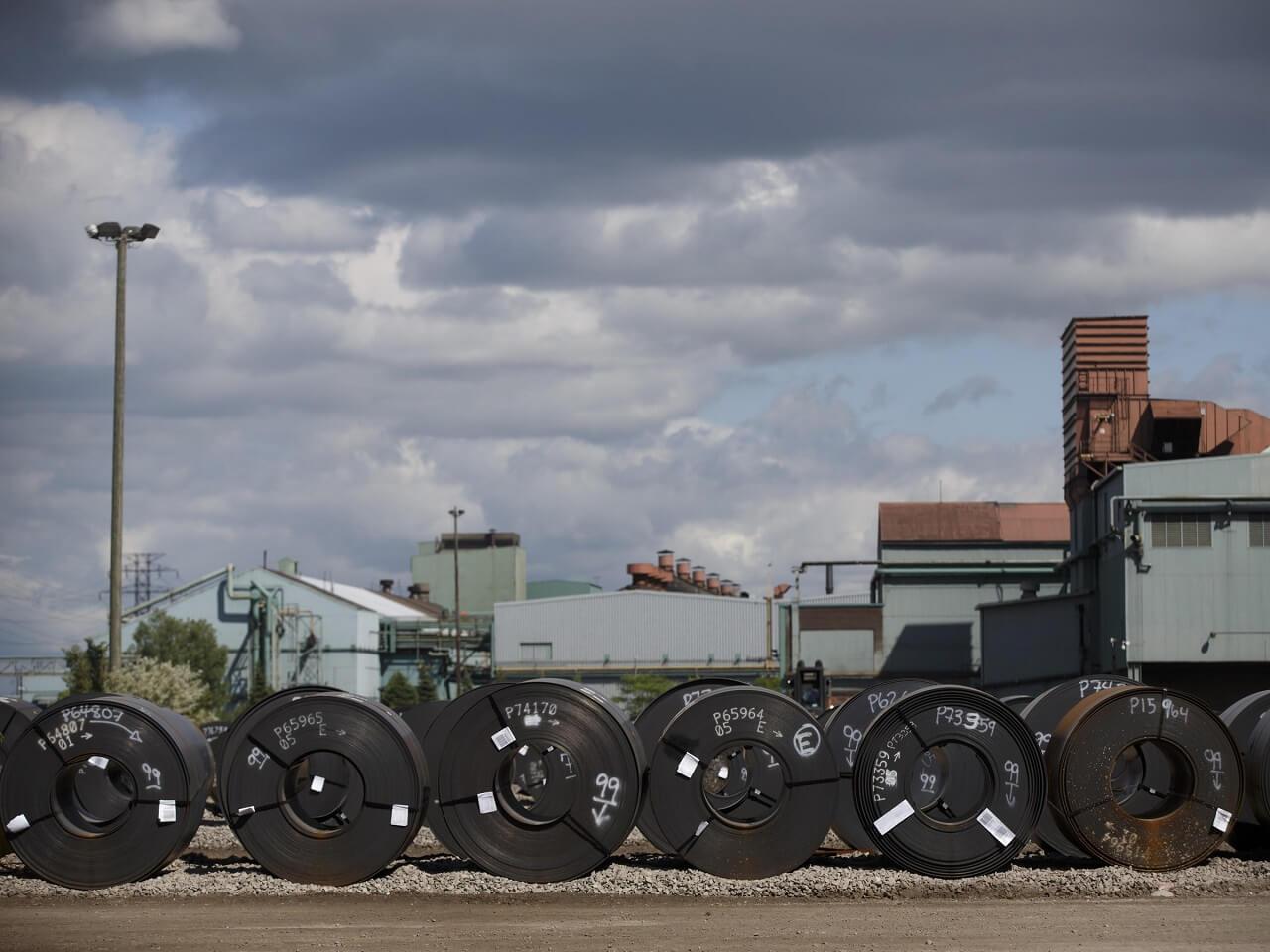 Kanada'dan Demir-Çelik Ürünlerine Korunma Önlemi