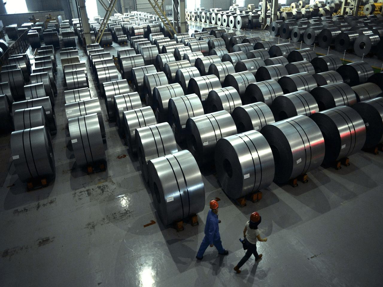 Çin Yarı Mamul Çelik İthalatında Rekor Kırıyor