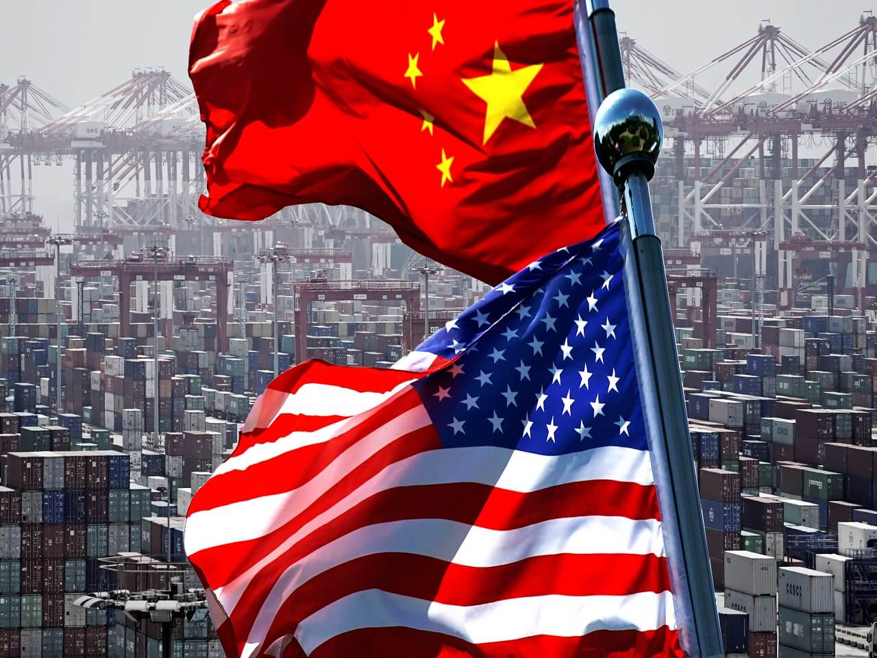 ABD ile Çin Ticaret Savaşında Ön Anlaşmaya Varıldı