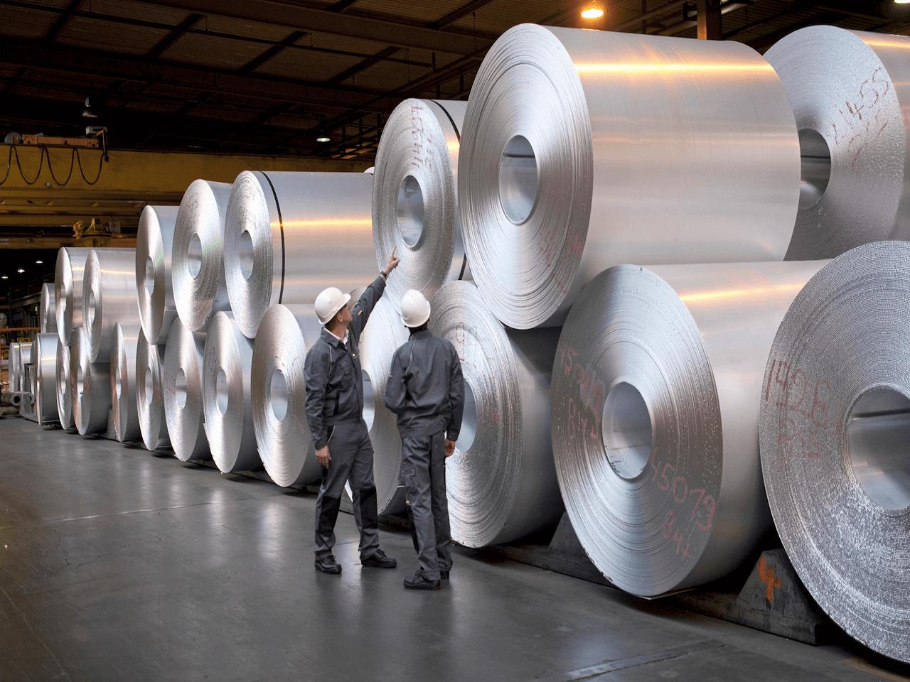 ABD'li Üreticilerden Alaşımlı Alüminyum Levha İthalatına Damping Soruşturması Başvurusu