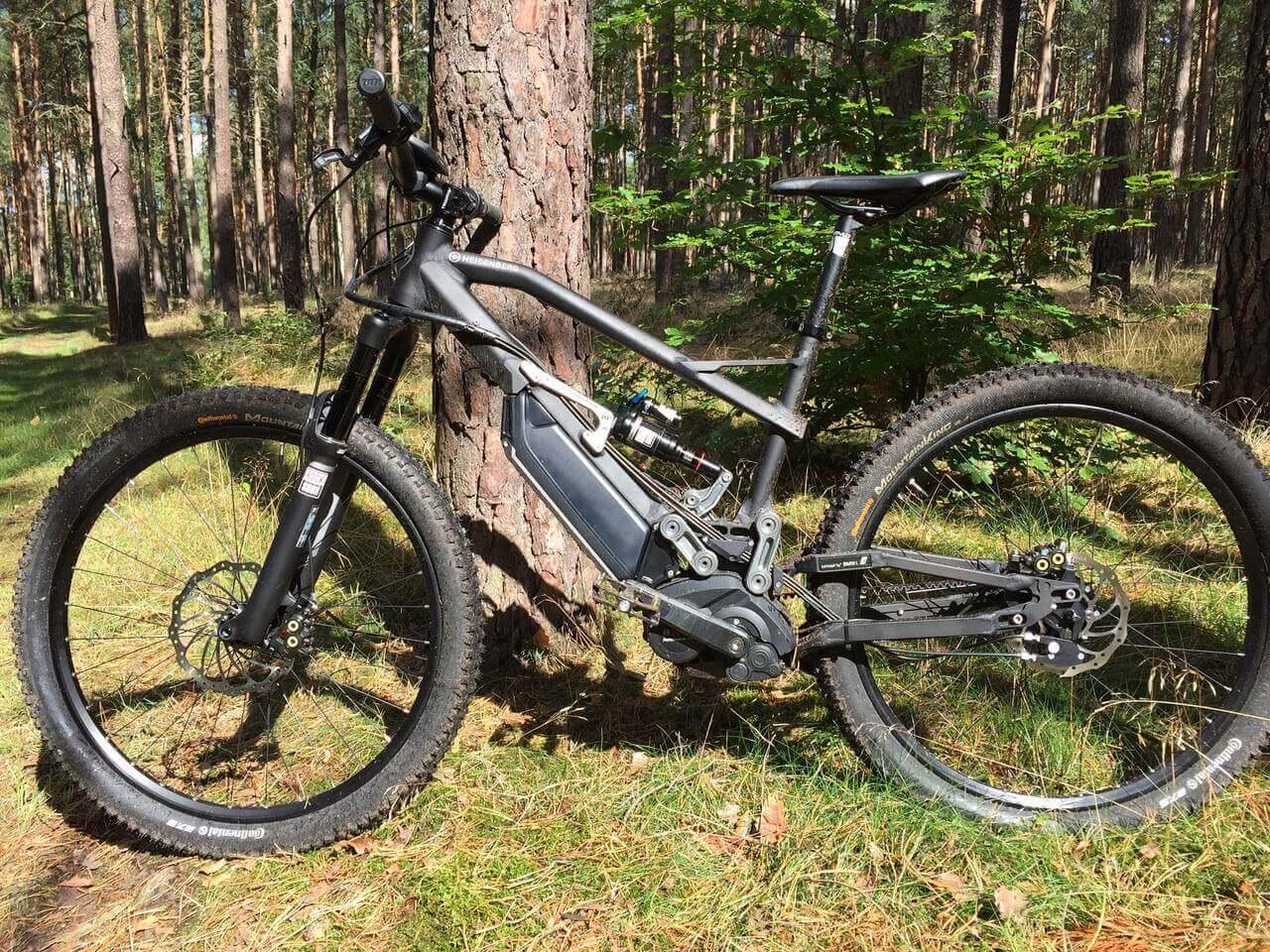 AB Elektronik Bisiklet Damping Başvurusu