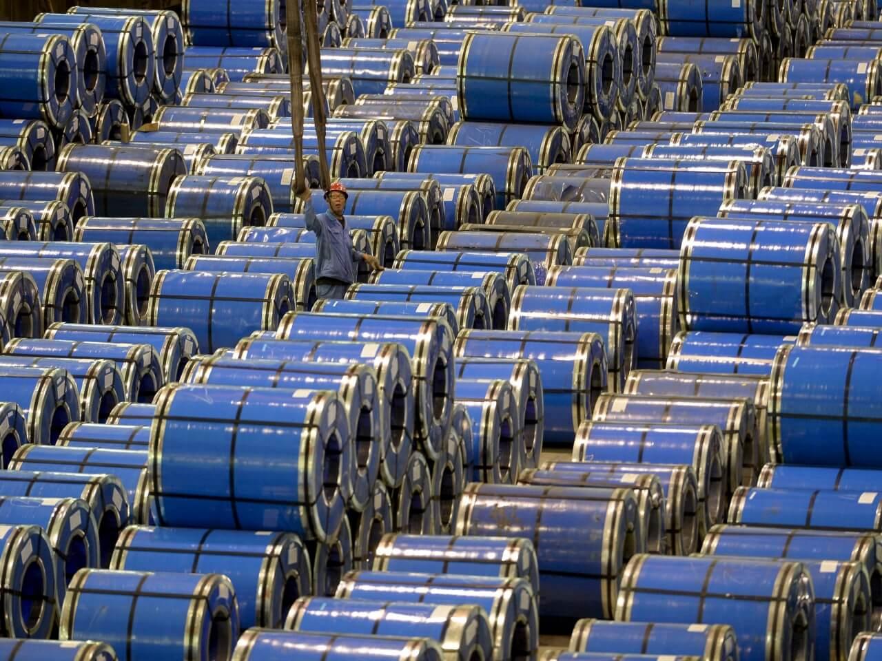 Avrupa Birliği Demir-Çelik İthalatına Ek Vergi Uygulayacak