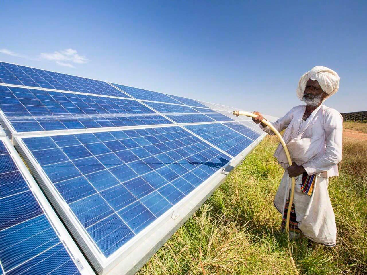 Hindistan Güneş Panelleri Damping Soruşturması