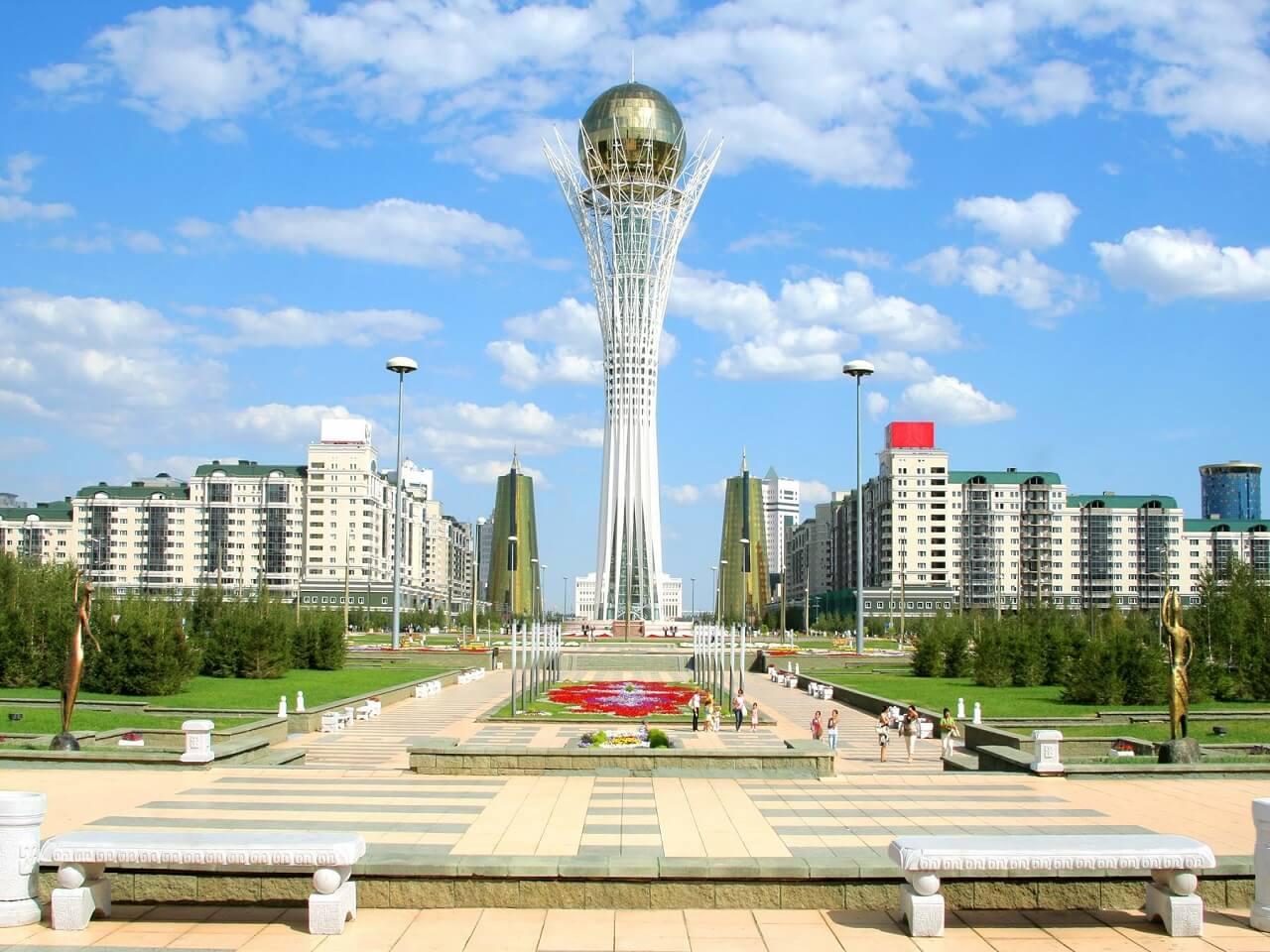 Kazakistan'da Türk Sanayi Bölgesi Kurulması