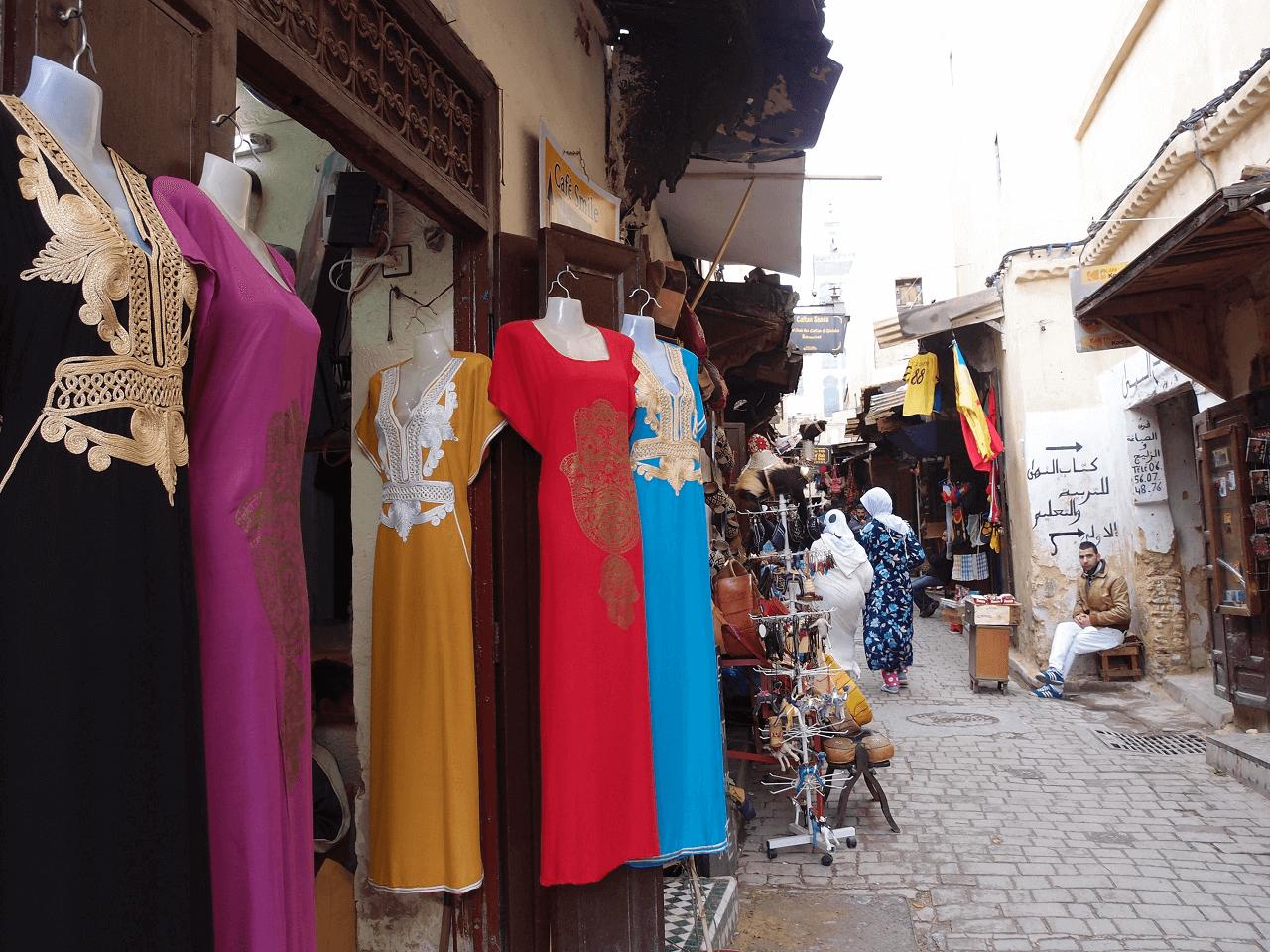 Fas Türk Menşeli Tekstil Ürünlerine Uyguladığı Gümrük Vergilerini Yine Artırdı