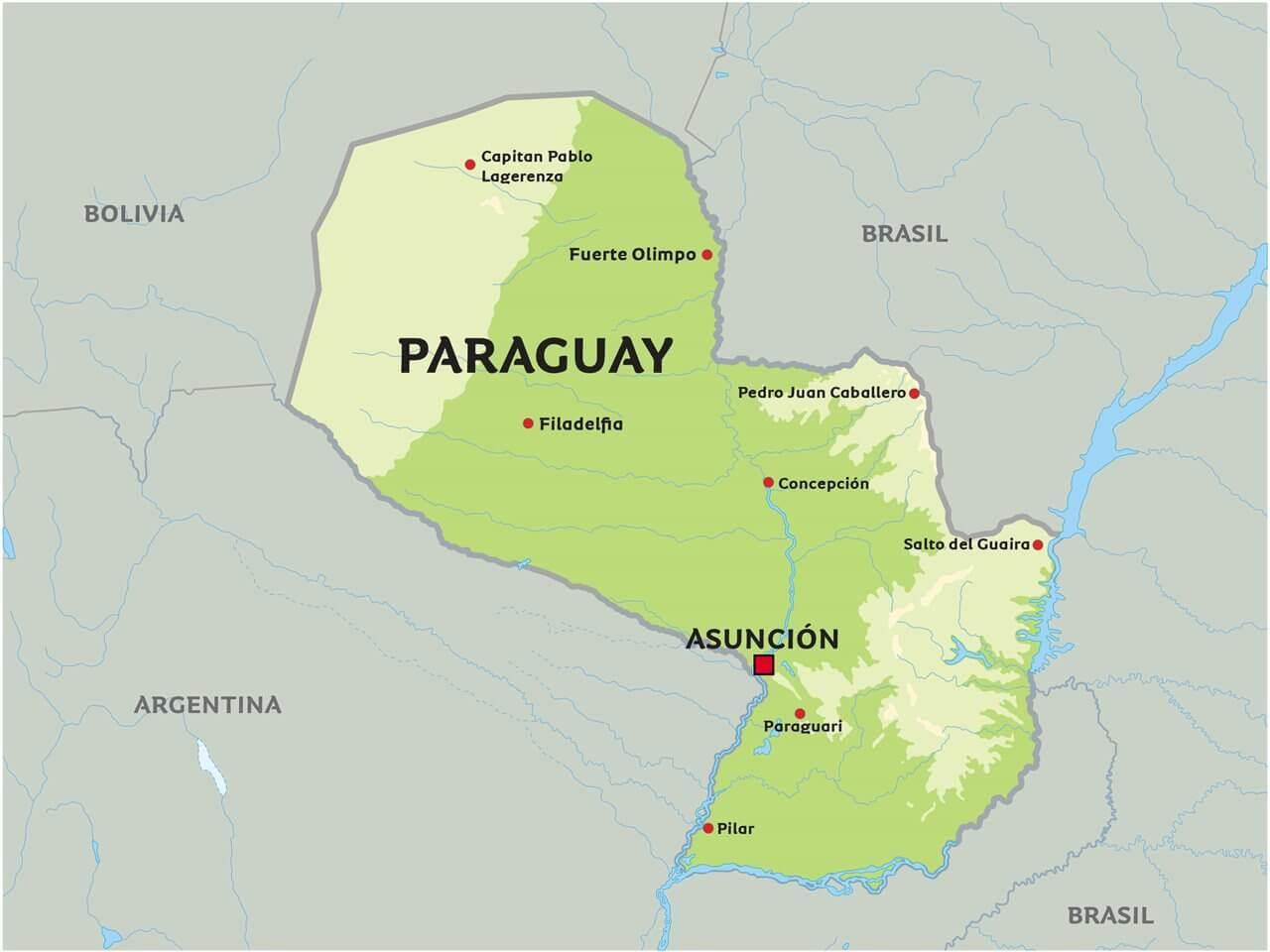 Türkiye Paraguay İkili Ticari ilişkilerinde Yeni Dönem