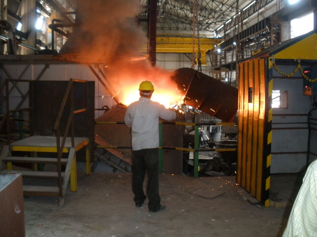 Hindistan Demir-Çelik İthalatındaki Tarifelerini Artırıyor