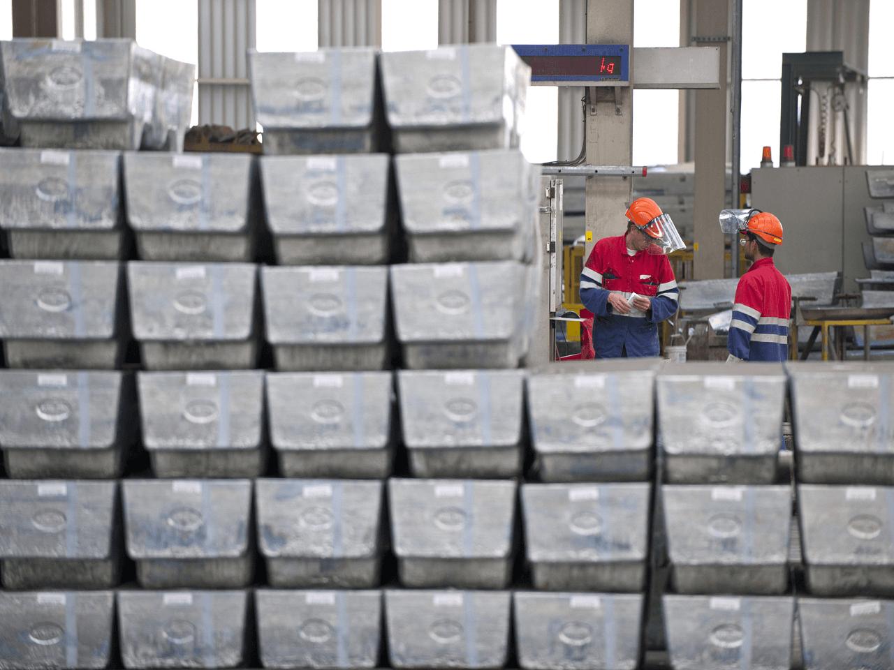 Çinko Fiyatları Son Yılların Zirvesine Tırmandı